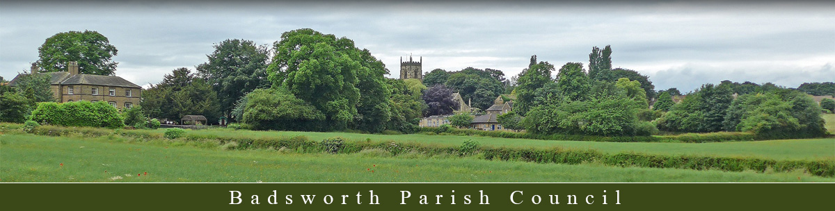 Header Image for Badsworth Parish Council